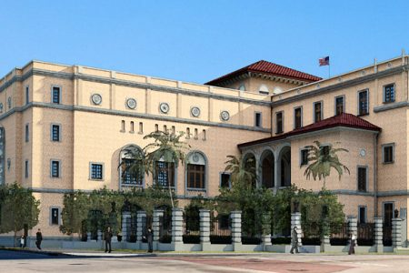 Historic 1926 Library in Houston among the first Texas historic landmarks on track to receive LEED certification