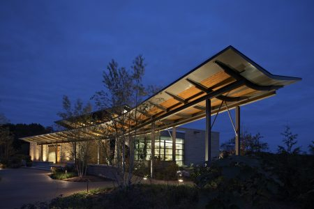 Phase I of Penn State University Arboretum project complete