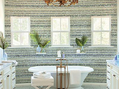 Daltile featured in Southern Living's 2010 Idea House in the Gulf of Louisiana