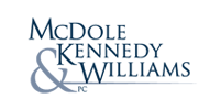 Dallas trial lawyers McDole, Kennedy & Williams, PC, adds Robert Turner as partner