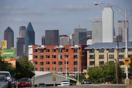 West Dallas is becoming hotbed of apartment construction (The Dallas Morning News)