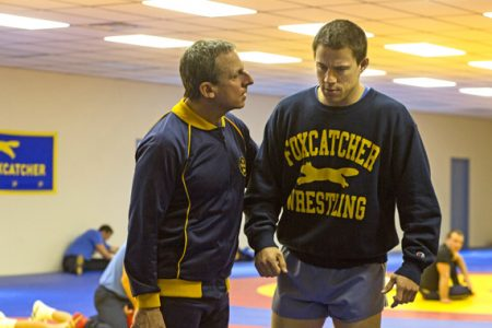 """Dollamur Sports Surfaces Wrestling Mats used in highly anticipated blockbuster film, """"Foxcatcher"""""""