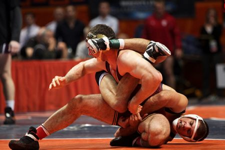 Dollamur Sports Mats used at eleven state-level high school wrestling championships across the United States