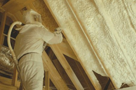 Demilec recycles plastic bottles into spray foam insulation (Construction & Demolition Recycling)