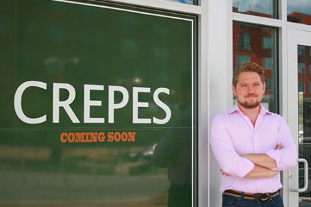 Crepes coming to Sylvan Thirty (Oak Cliff Advocate)