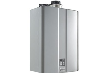 Rinnai introduces the first Tankless Water Heater to offer both Concentric and Twin-Pipe PVC Venting on the same unit (Thomasnet.com)
