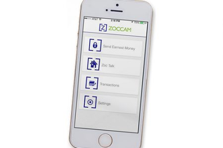 ZOCCAM Smartphone App streamlines Title Transactions for Licensed Agents (Candy's Dirt)