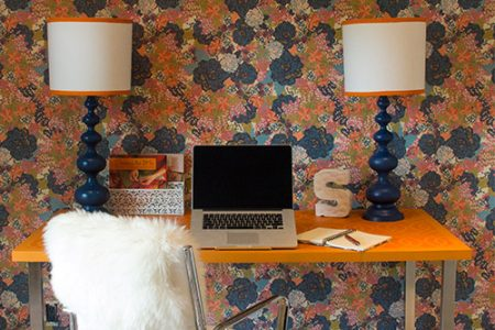 Wallpaper on the rise as design trend, but it's not for everyone