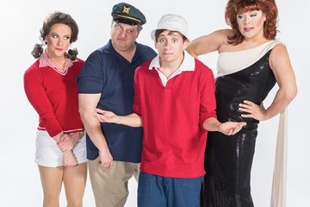 "Uptown Players presents world premiere of ""Gilligan's Fire Island"""