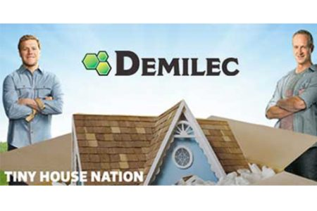 Demilec Inc. signs on for season two of FYI Network's 'Tiny House Nation' (SprayFoam.com)