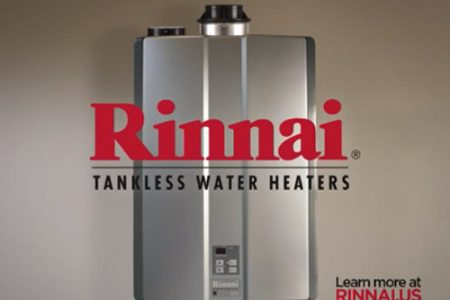 Rinnai's Tankless Systems Can Stop Hot Water Wars (MarketingDaily)