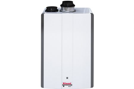 Rinnai expands Ultra Series with mid- and lower-range BTU Tankless Water Heaters