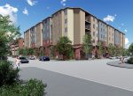 Construction begins at Cherry Street Apartments in College Station
