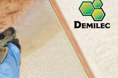 Spray polyurethane foam manufacturer and distributor Demilec named Preferred Supplier by Insulate America (Spray Foam)