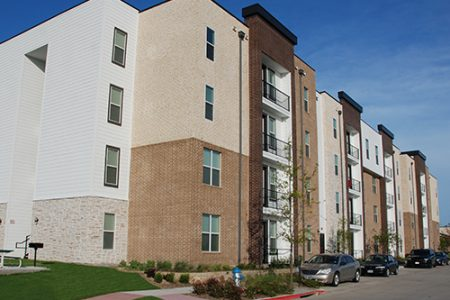 KWA Construction completes Millennium Apartments