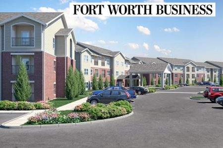 Real Deals: Fort Worth senior community completes construction (Fort Worth Business)