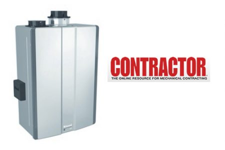 Weekly Product Gallery: Rinnai (Contractor Magazine)