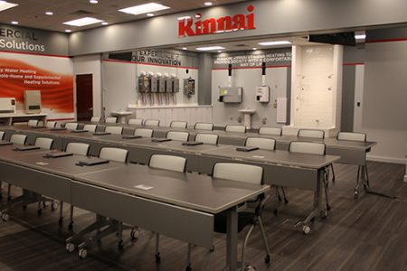 Rinnai America unveils cutting edge customer experience facility