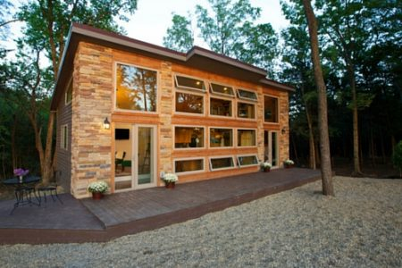 "FYI Network and Loud TV's ""Tiny House Nation"" utilizes Demilec spray foam insulation"