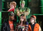 "Uptown Players presents the regional premiere of ""The Toxic Avenger"""