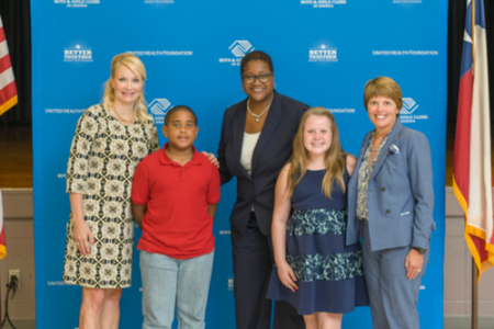 United Health Foundation and Boys & Girls Club of San Antonio host forum for local military leaders, youth and their families (UHC Texas Blog)