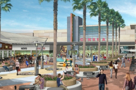 Alberta Development, Pacific Coast Capital complete Phase I and II of Promenade at Downey (Shopping Center Business)