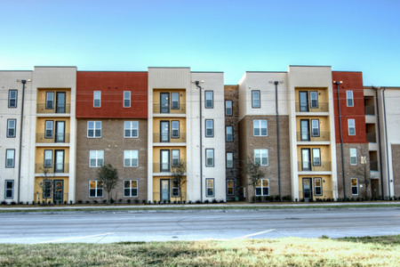 KWA Construction completes Post Oak Apartments