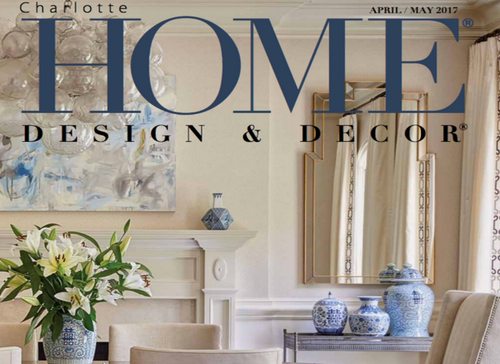 In The Mix Charlotte Home Design Decor Magazine