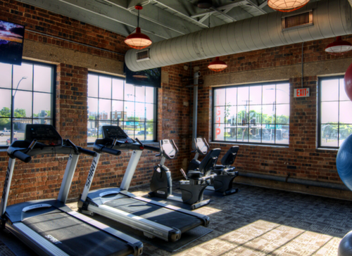 HIGHPOINT gym