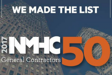 KWA Construction Named One of the Country's Top Multifamily General Contractors for the Fifth Time