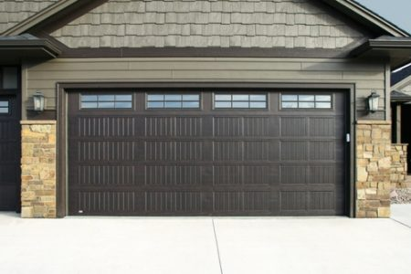 Overhead Door Expands Thermacore Collection Wood Grain Finishes