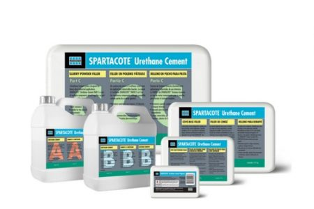 LATICRETEⓇ Launches New SPARTACOTEⓇ Urethane Cement, Featuring Easy Placement and Enhanced Workability