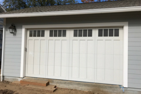 Wayne Dalton Garage Door Showcased in On The House 100-Year-Old Bungalow Renovation