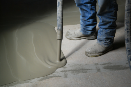 LATICRETE SUPERCAP Offers An Immediate Solution to OSHA's New Respirable Silica Dust Regulation