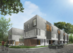 Dallas developer begins construction on new West Dallas townhouse project (Dallas Business Journal)