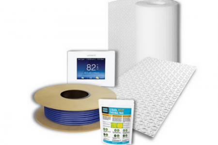 Product of the Week: High-Performance Radiant Floor Heating System (Floor Covering Installer)