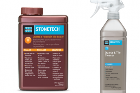LATICRETE Launches Sealer and Cleaner for Quartz, Engineered Stone and Tile Surfaces