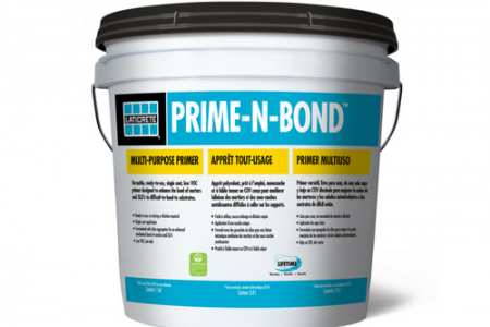 LATICRETE Strengthens Adhesives & Mortars Product Line with PRIME-N-BOND™