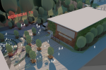 Entertainment Venue Nowhere, TX to Open This Summer in West Dallas