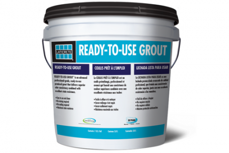 LATICRETE Introduces READY-TO-USE Grout for Construction Professionals Seeking Superior Color Consistency and Excellent Stain Resistance