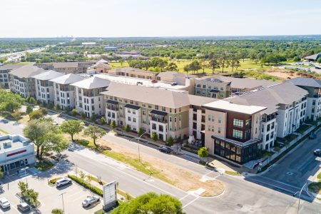 KWA Construction completes phase I of monumental development Arlington Commons