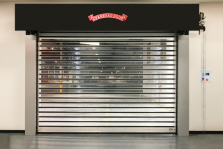 Overhead Door™ Brand Launches Two Models of High Speed Metal Doors, Providing Security and Versatility