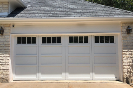 Overhead Door™ Brand Featured in 2018 Southern Living Idea House