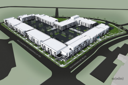 Presidium Begins Phase I of 45-Acre Mixed-Use Project in Metro Austin (REBusiness Online)