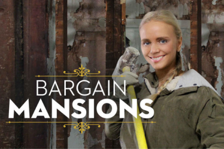 Laticrete Featured on DIY Network Show Bargain Mansions (Floor Covering Installer)