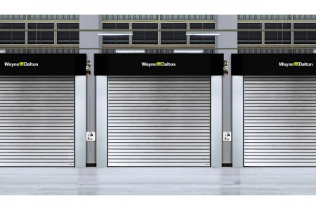 Wayne Dalton Expands Commercial High Speed Door Product Line