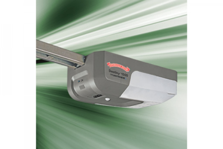 Overhead Door™ Brand Integrates OHD Anywhere® Technology Into Its Powerful Destiny® Garage Door Openers