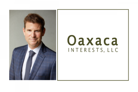 "Oaxaca Interests President Brent Jackson Named Finalist for D CEO Magazine's ""Developer of the Year"" Award"
