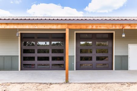 Popular Blogger and DIYer Completes Custom Workshop with Wayne Dalton Garage Doors