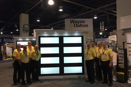Wayne Dalton Returns to the 2019 International Door Association Expo with New Product Innovations
